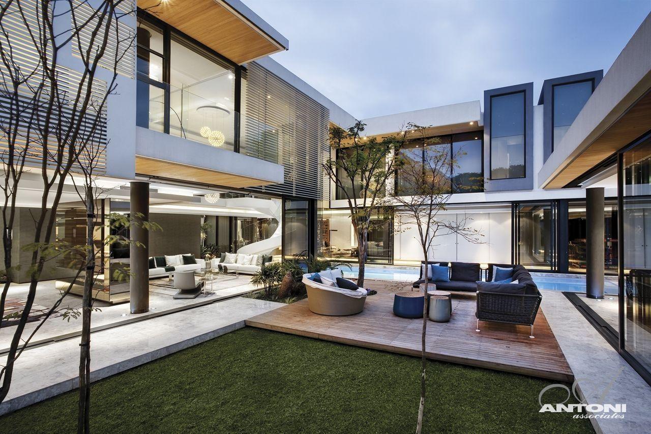 Ideas de diseño para chalets modernos - Inversión Inmobiliaria ...