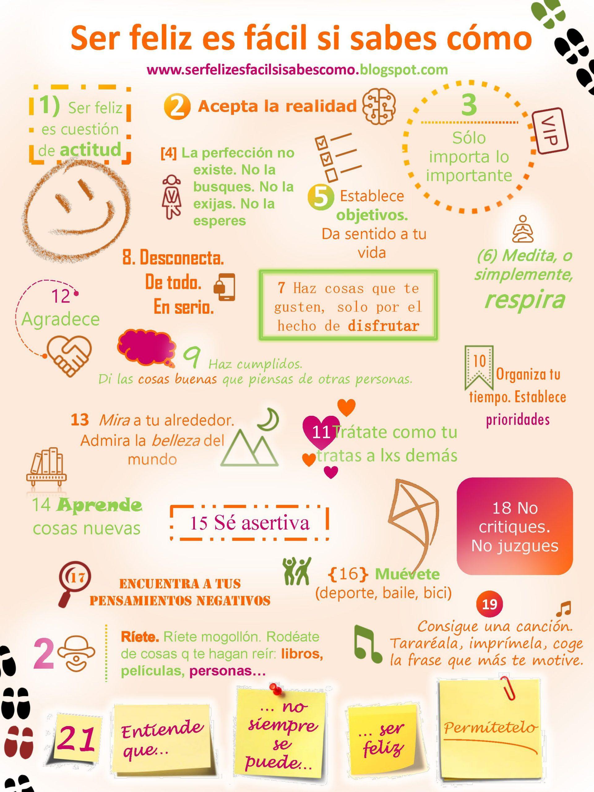 5 habilidades clave para ser feliz